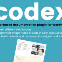 New plugin, Codex, for documentation is now available