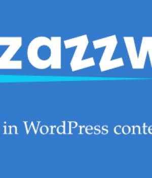 pizazzwp banner